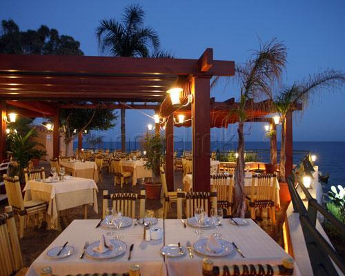Restaurante para bodas en la playa de Torremolinos