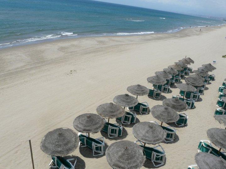 Boda en las playas de Málaga