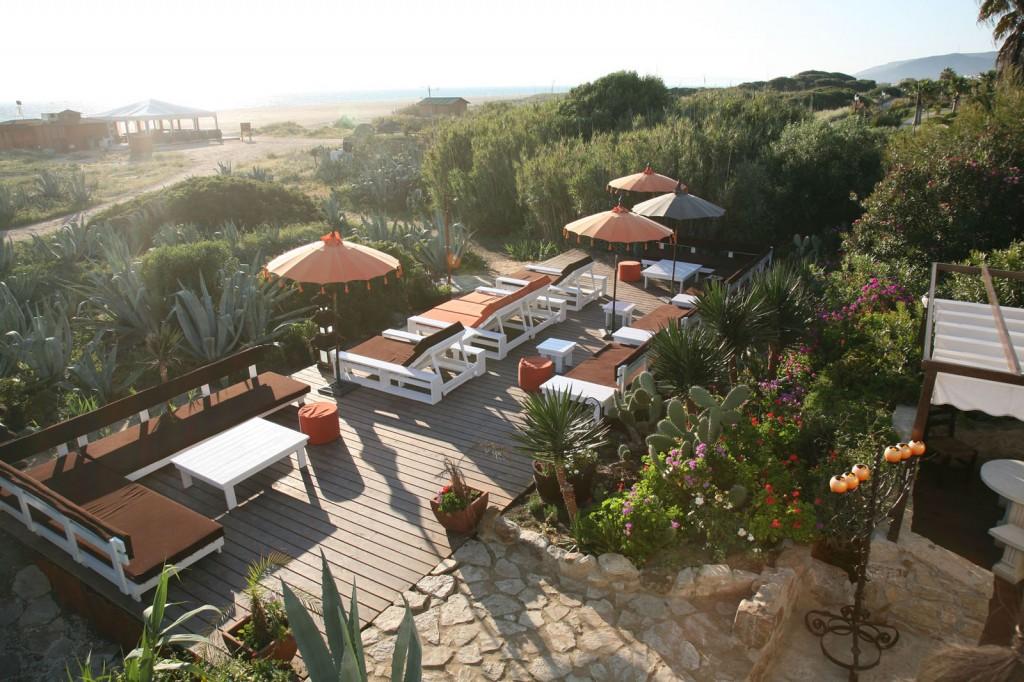 Hotel boutique en zahara a la orilla del mar y con jard n tropical organizaci n de bodas en la - Jardines de zahara ...