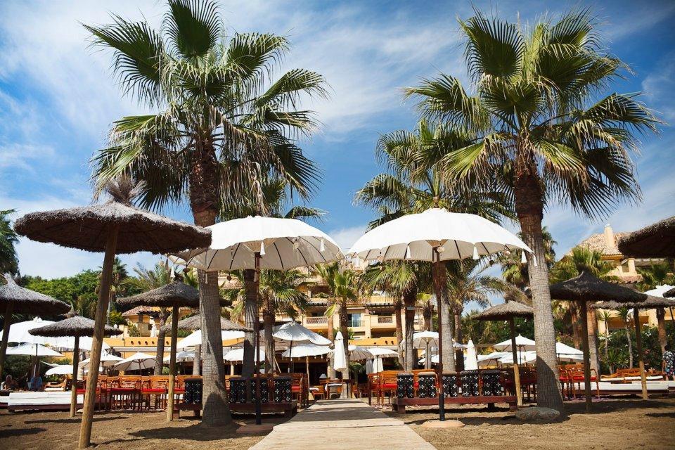 Boda en la playa de Marbella
