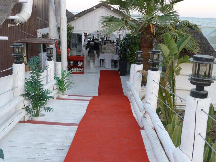 Restaurante para bodas en Estepona