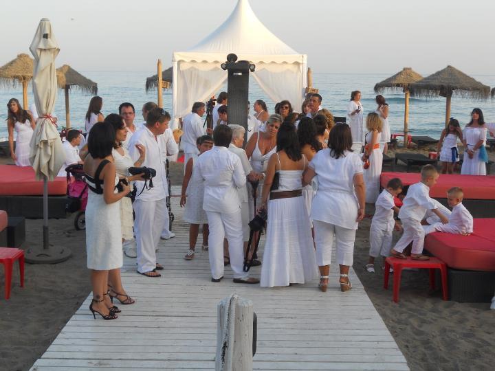 Casarse en la playa de Estepona