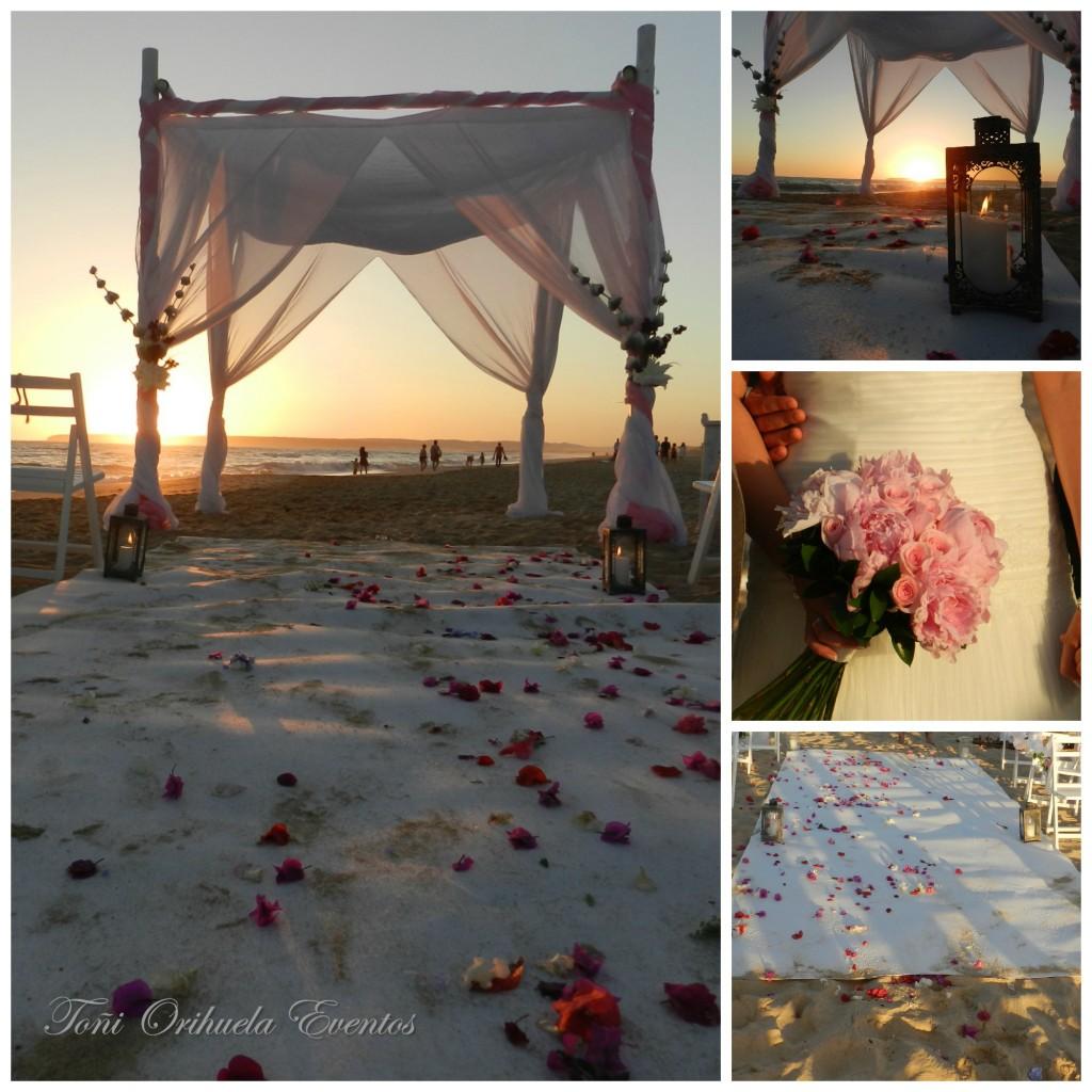 boda Costa de la Luz
