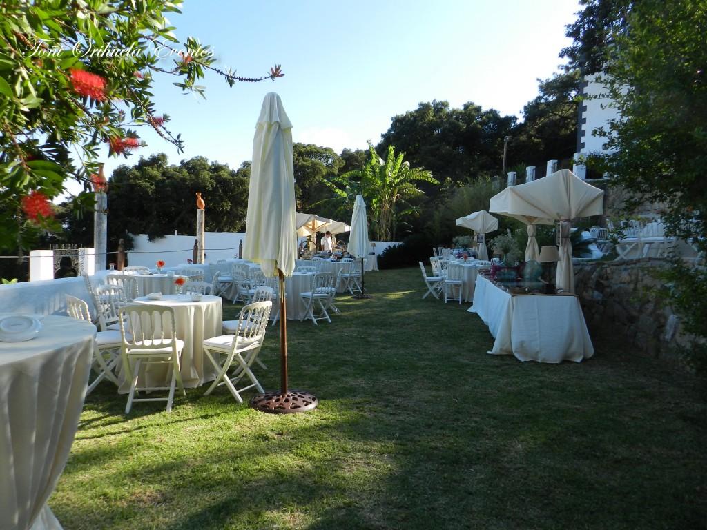 Banquete de Toñi Orihuela Eventos