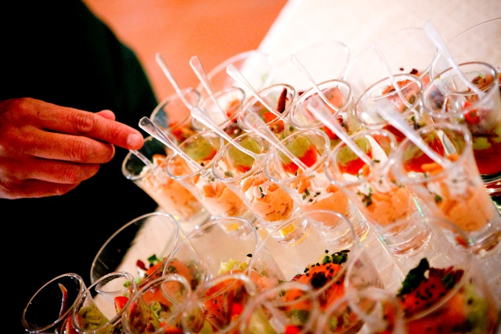 aperitivos para bodas