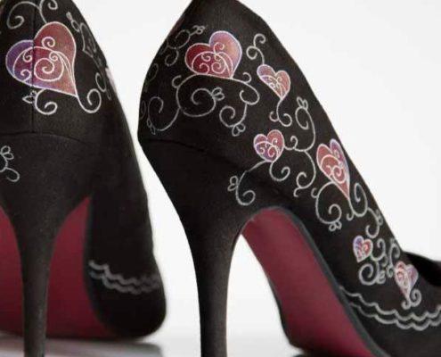 Zapatos a medida para tu boda